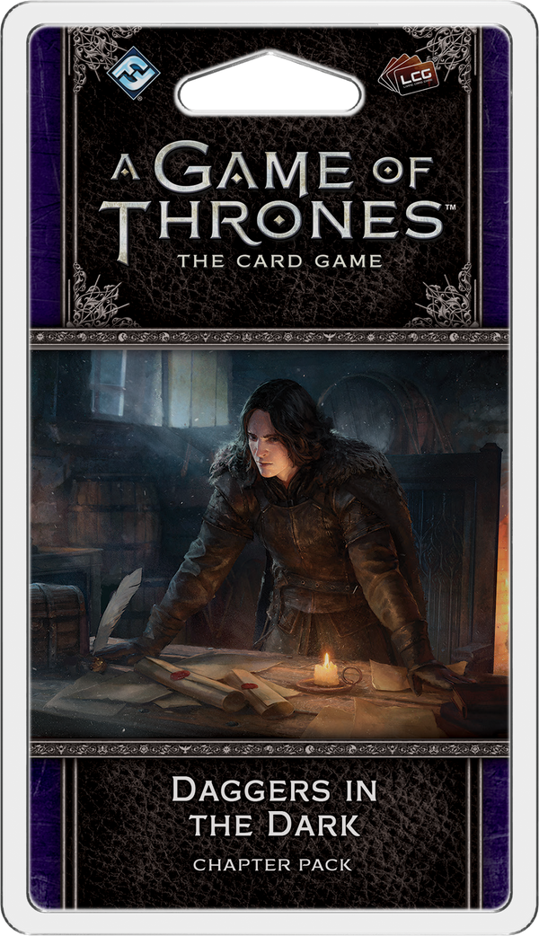 A Game of Thrones: The Card Game (Second Edition) - Daggers in the Dark
