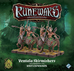 Runewars Miniatures Game: Ventala Skirmishers - Unit Expansion