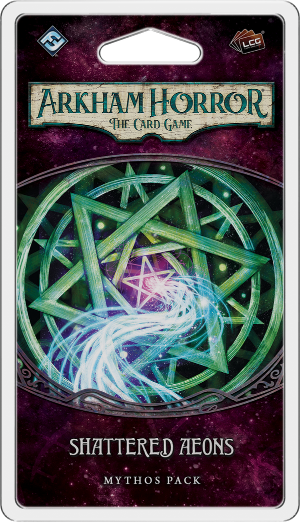 Arkham Horror: The Card Game - Shattered Aeons: Mythos Pack