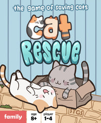 Cat Rescue (with 3 Expansions)