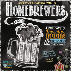Homebrewers *PRE-ORDER* (ETA Feb 2019)