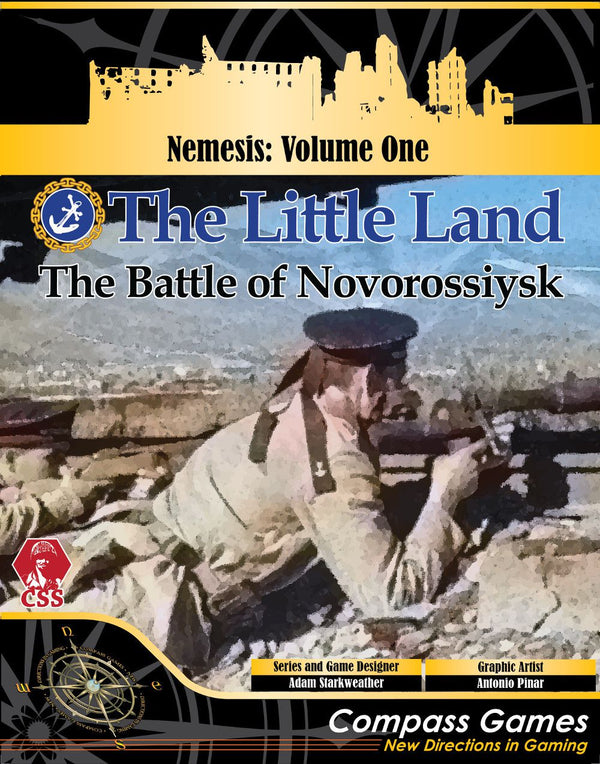 The Little Land: The Battle for Novorossiysk