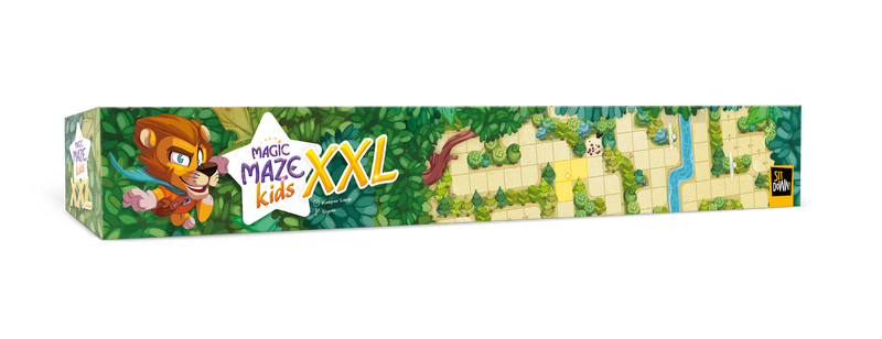 Magic Maze Kids: XXL Playmat
