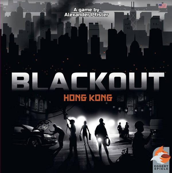Blackout: Hong Kong (Second Edition)