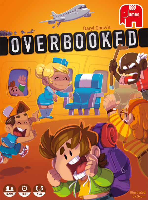 Overbooked (Jumbo Edition)
