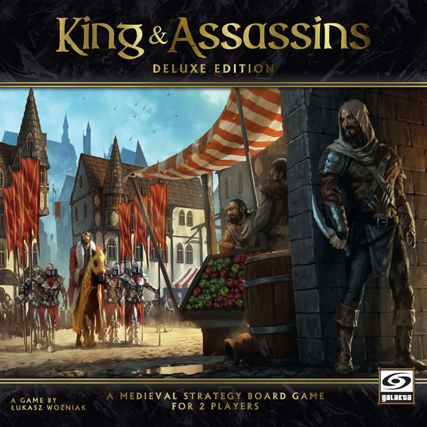 King & Assassins Deluxe (Import)