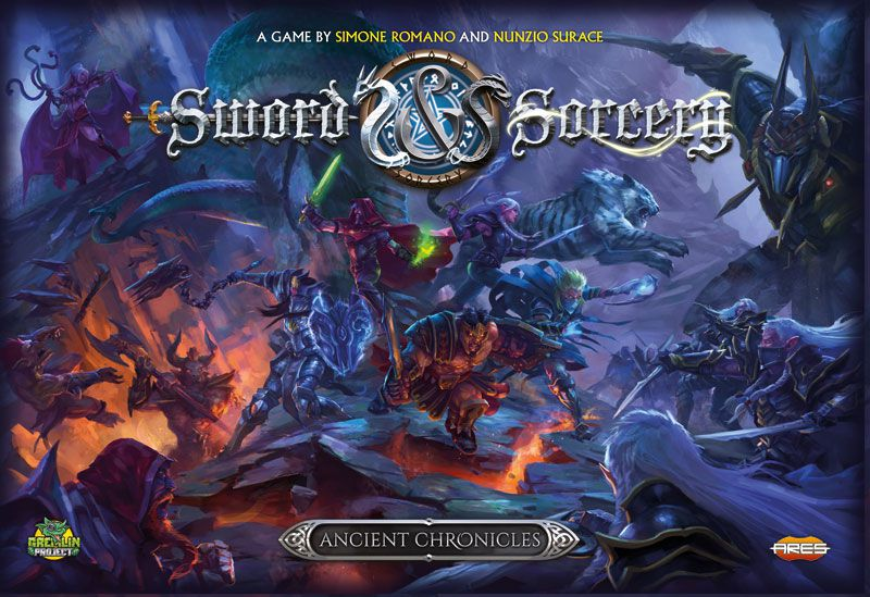 Sword & Sorcery: Ancient Chronicles *PRE-ORDER* (ETA Feb 2019)
