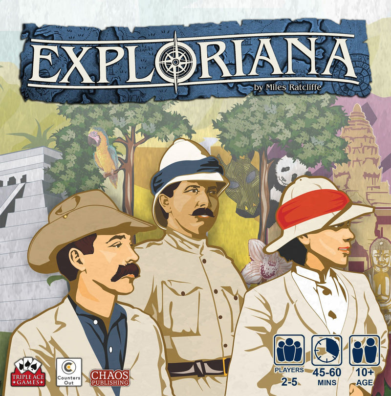 Exploriana (Import)