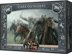 A Song of Ice & Fire: Tabletop Miniatures Game – Stark Outriders