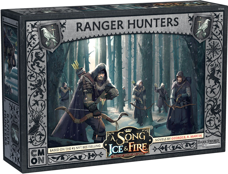 A Song of Ice & Fire: Tabletop Miniatures Game - Ranger Hunters