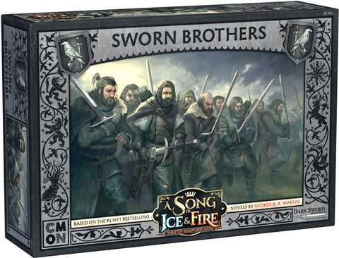 A Song of Ice & Fire: Tabletop Miniatures Game - Sworn Brothers