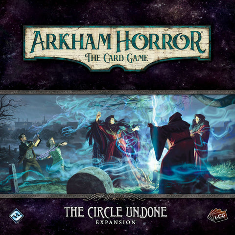 Arkham Horror: The Card Game – The Circle Undone *PRE-ORDER*