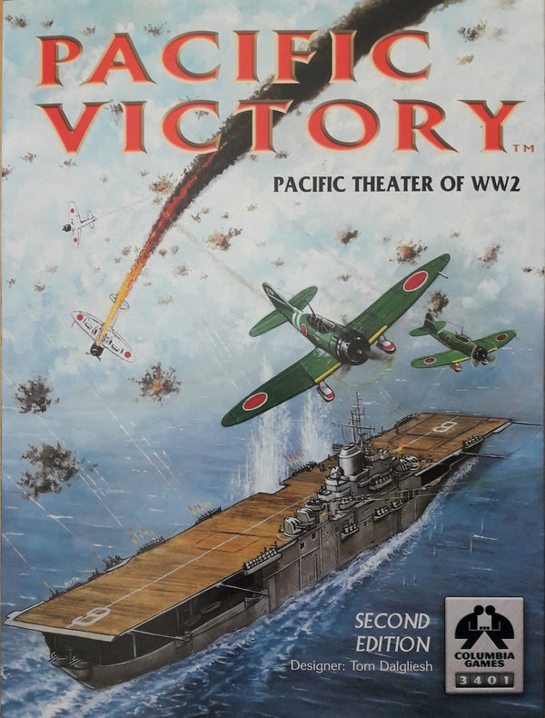 Pacific Victory: Pacific Theater of WW2 (Second Edition)
