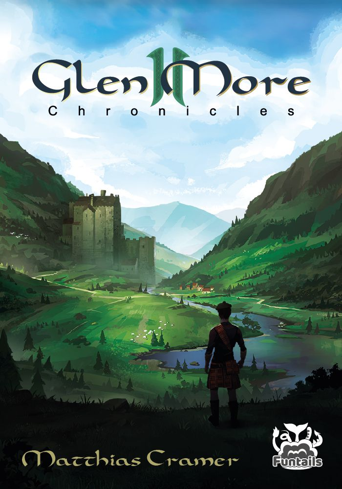 Glen More II: Chronicles (Retail Edition)