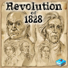 Revolution of 1828 *PRE-ORDER* (ETA Mar 2019)