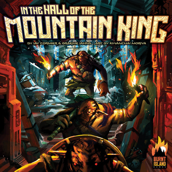In the Hall of the Mountain King (Kickstarter Deluxe Edition) *PRE-ORDER*