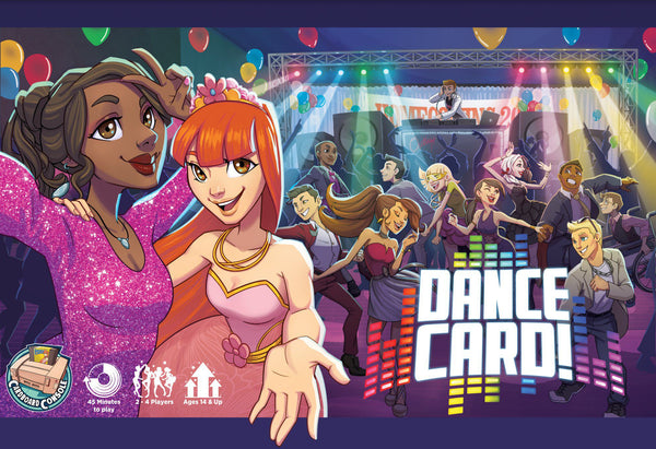 Dance Card! (Deluxe Edition) *PRE-ORDER*