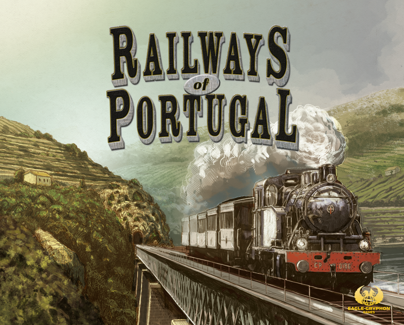 Railways of Portugal (Includes Promos - See Notes)