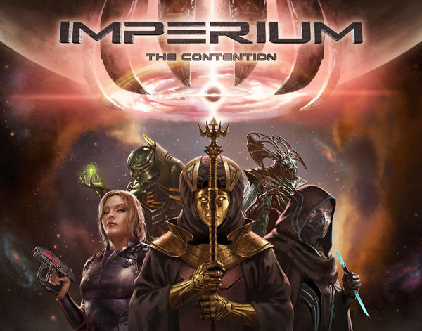 Imperium: The Contention (Deluxe Edition)
