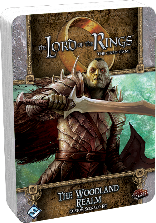 The Lord of the Rings: The Card Game - The Woodland Realm