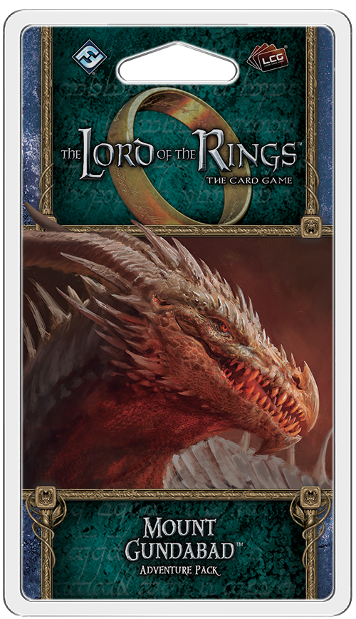 The Lord of the Rings: The Card Game – Mount Gundabad