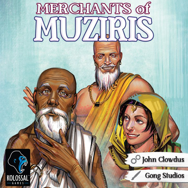 Merchants of Muziris