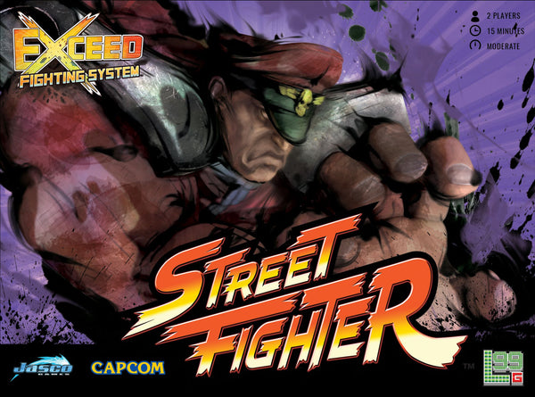 EXCEED: Street Fighter - M.Bison Box