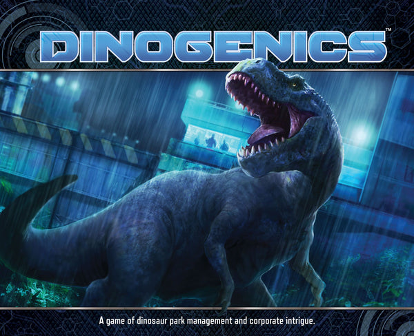 DinoGenics (Second Edition)