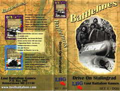 Battlelines: The Stalingrad Campaign