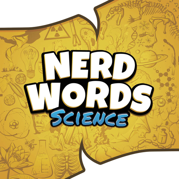 Nerd Words: Science! *PRE-ORDER*