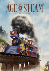 Age of Steam (Deluxe) (Retail Edition) *PRE-ORDER*