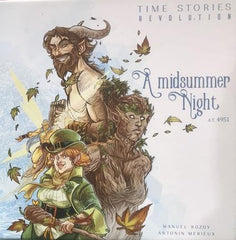 TIME Stories Revolution: A Midsummer Night *PRE-ORDER*