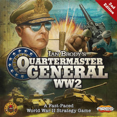 Quartermaster General WW2 Edition *PRE-ORDER*