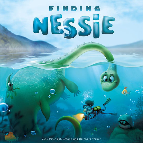 Strategy: Finding Nessie