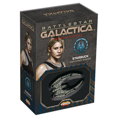 Battlestar Galactica: Starship Battles – Starbuck – Captured Raider