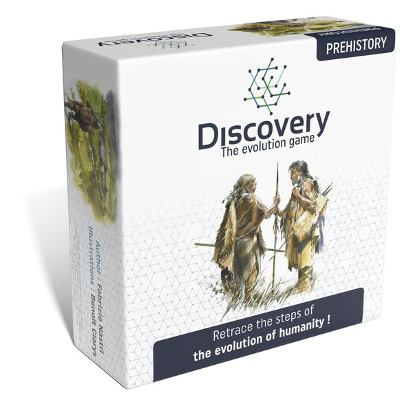 Discovery: The Evolution Game – Prehistory (Import)