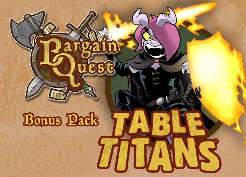 Bargain Quest: Table Titans