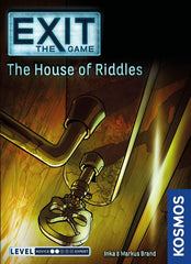 Exit: The Game - The House of Riddles *PRE-ORDER* (ETA July 2019)
