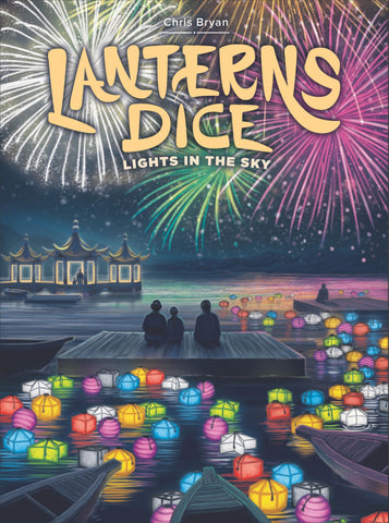 Lanterns Dice: Lights in the Sky *PRE-ORDER* (ETA May 2019)