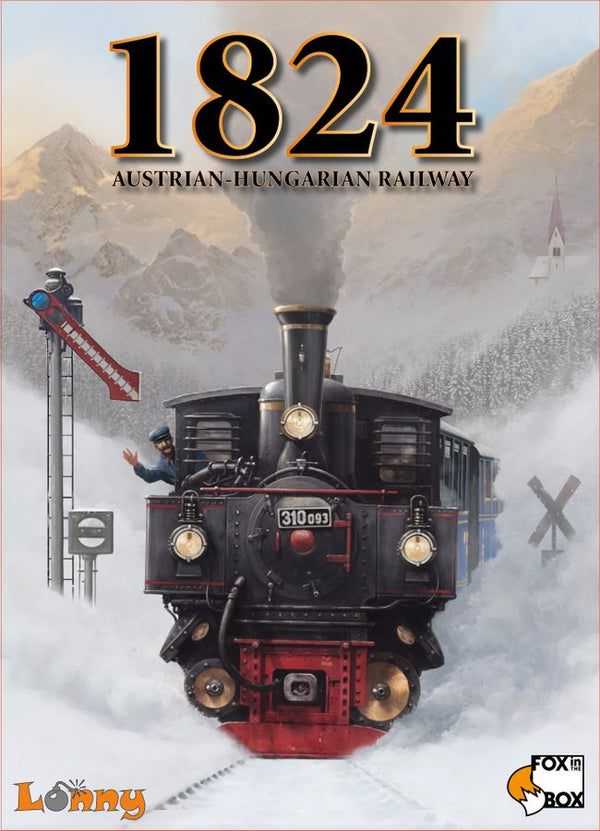 1824: Austrian-Hungarian Railway (Second Edition) (Import)
