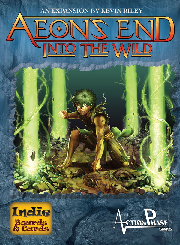Aeon's End: Into The Wild *PRE-ORDER*