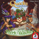 The Quacks of Quedlinburg: The Herb Witches (Imported Schmidt Spiele English Edition)