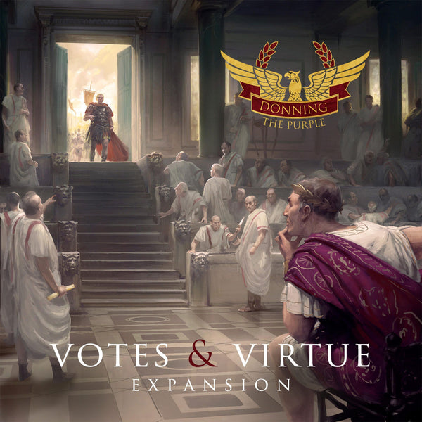Donning the Purple: Votes & Virtue expansion *PRE-ORDER*