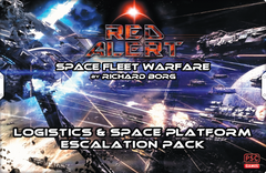 Red Alert: Space Fleet Warfare – Logistics & Space Platform Escalation Pack