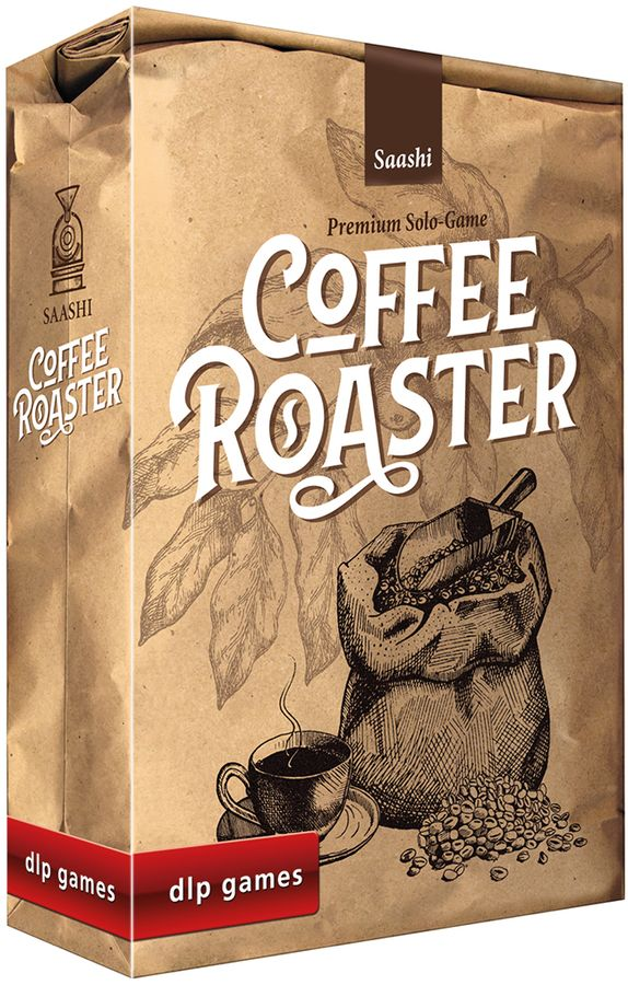 Coffee Roaster (dlp Games Edition) (Import)
