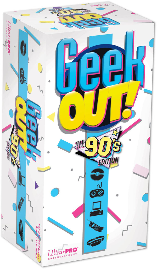 Geek Out! The 90's Edition *PRE-ORDER*