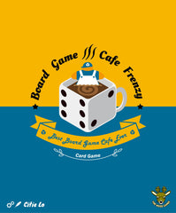 Board Game Cafe Frenzy (Import)