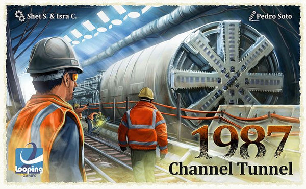 1987 Channel Tunnel (Import)