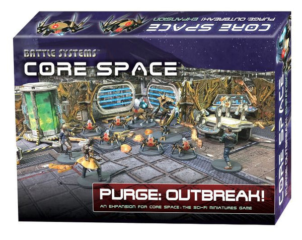 Core Space: Purge – Outbreak (Import)