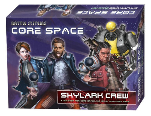 Core Space: Skylark Crew (Import)